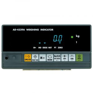Multi-Interval Indicator for AD-4329