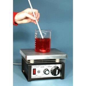 Magnetic stirrer/hot plate