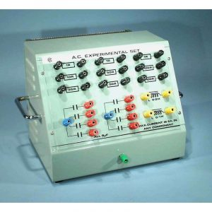 AC circuits experiment set