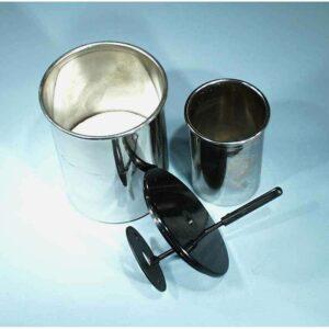 Calorimeter cup