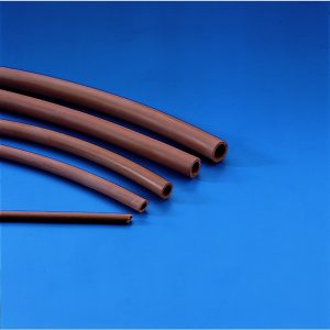 Tubing k-32 orange rubber max. temp. 70 c / -35 c