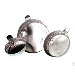 Qorpak 57mm Aluminum Weigh Dish